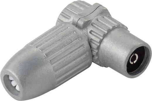 Koax-Winkel-Kupplung Guss Kabel-Durchmesser: 7 mm