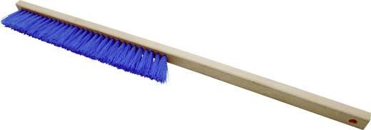 Eiskratzer / Schneebesen Holzstiel IWH Pkw Holz, Blau