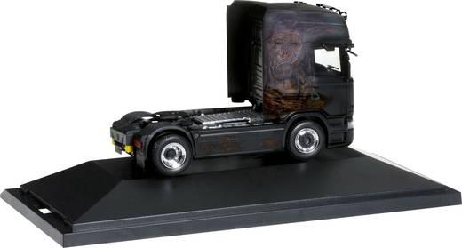 "Herpa 110730 H0 Scania R 2013 TL Solo-Zugmaschine ""Roland Graf / Black Magic"""
