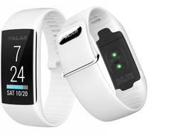Fitness hodinky s integrovaným senzorem Polar A360 White, velikost: S, bílá