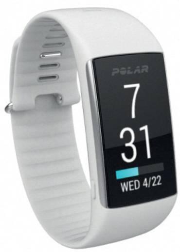 Polar A360 White Fitness-Tracker S Weiß