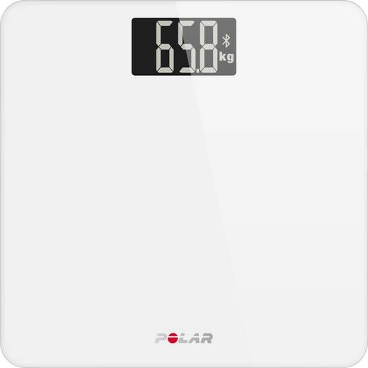 Polar Balance Digitale Personenwaage Wägebereich (max.)=180 kg Weiß