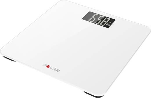 Digitale Personenwaage Polar Balance Wägebereich (max.)=180 kg Weiß
