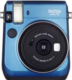 Appareil photo à développement instantané Fujifilm Mini 70 White EX-D bleu