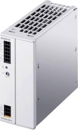 Síťový zdroj na DIN lištu Block PC-0124-100-4, 1 x, 10 A, 240 W