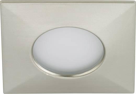 LED-Außeneinbauleuchte 5 W Warm-Weiß Briloner 7235-012 Nickel (matt)