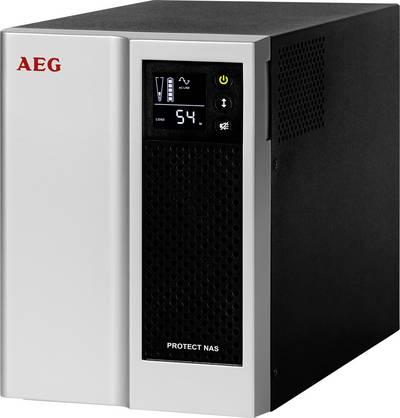 UPS 500 VA AEG Power Solutions Protect NAS
