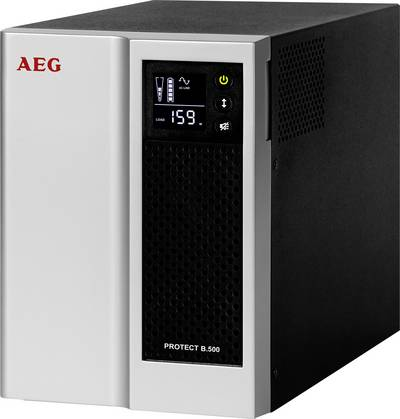 UPS 500 VA AEG Power Solutions Protect B. 500