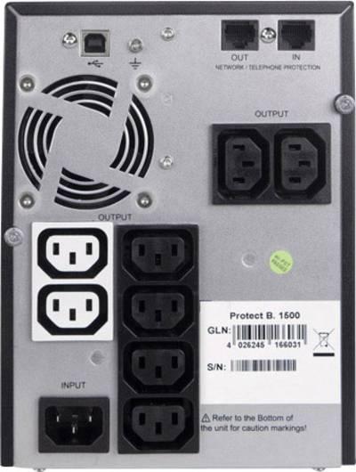 UPS 1500 VA AEG Power Solutions Protect B. 1500