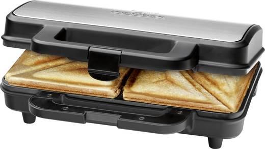 Sandwichmaker Profi Cook PC-ST 1092 Schwarz-Silber