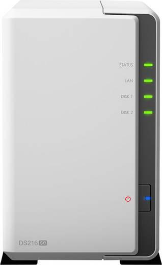 Synology DiskStation DS216se NAS-Server Gehäuse 2 Bay