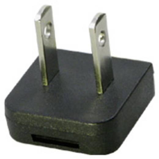 Adapterstecker GlobTek Q-NA® Passend für Marke Globtek