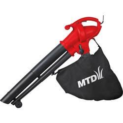 Elektrická foukač listí, vysavač listí, drtič listí 230 V MTD Products BV 2500 E