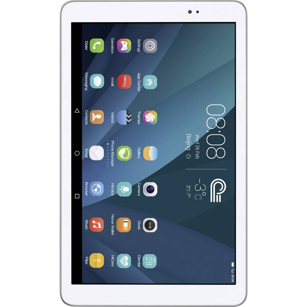 huawei mediapad t1 10 0 tablette android 9 6 pouces 16 go wi fi gsm 2g lt. Black Bedroom Furniture Sets. Home Design Ideas