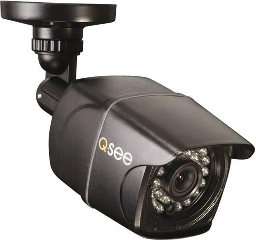 Analog Überwachungskamera-Set 16-Kanal mit 8 Kameras 720 x 576 Pixel700 TVL 2 TB Q-See QT5616-8E2-2
