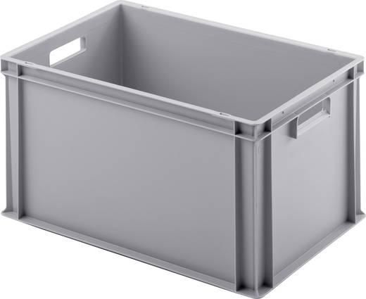 Klappdeckelbox (L x B x H) 400 x 600 x 320 mm Grau Alutec 05010 1 St.