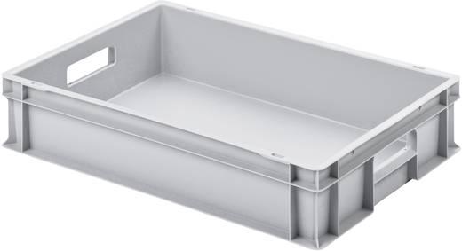 Klappdeckelbox (L x B x H) 400 x 600 x 120 mm Grau Alutec 05030 1 St.