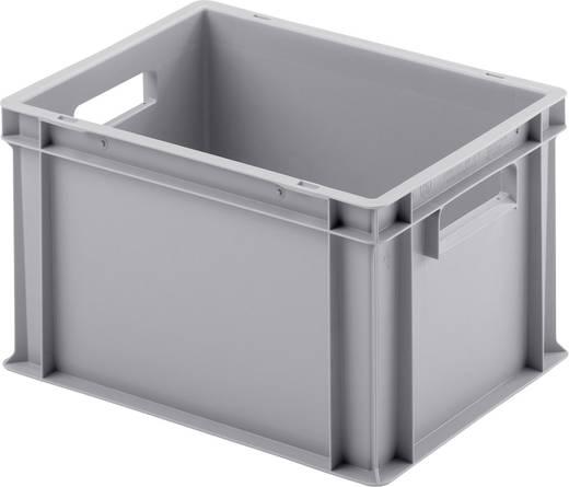 Klappdeckelbox (L x B x H) 300 x 400 x 235 mm Grau Alutec 05040 1 St.