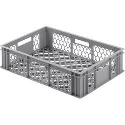 Image of Alutec 05050 Kunststoffbox (L x B x H) 400 x 600 x 130 mm Grau 1 St.