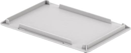 Auflagendeckel (L x B) 200 mm x 300 mm Grau Alutec 05047 1 St.