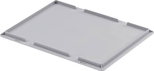 Auflagendeckel (L x B) 300 mm x 400 mm Grau Alutec 05080 1 St.