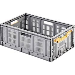 Image of Alutec 05120 Klappbox (L x B x H) 400 x 600 x 230 mm Grau 1 St.