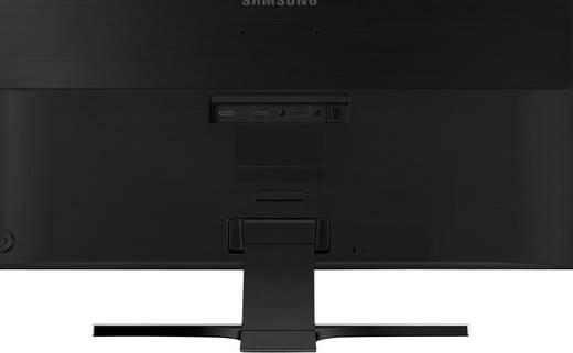 Samsung U28E590D LED-Monitor 71.1 cm (28 Zoll) EEK B 3840 x 2160 Pixel UHD 2160p (4K) 1 ms HDMI™, DisplayPort TN LED