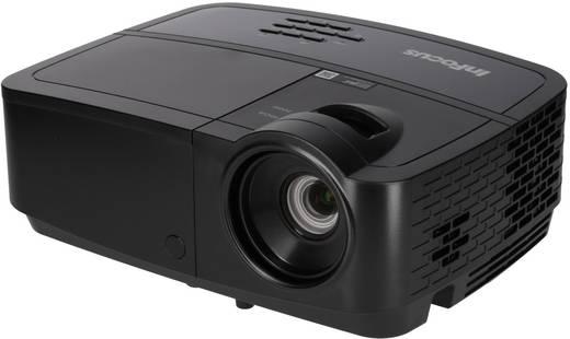 DLP Beamer InFocus IN119HDx Helligkeit: 3200 lm 1920 x 1080 HDTV 15000 : 1 Schwarz