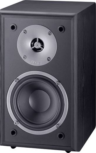 Magnat Monitor Supreme 102 Regallautsprecher Schwarz 120 W 42 Hz - 36000 Hz 1 Paar