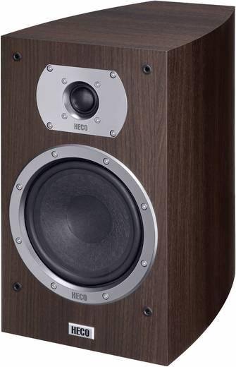 HECO Victa Prime 302 Regallautsprecher Espresso 150 W 33 Hz - 40000 Hz 1 Paar
