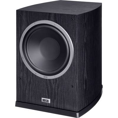 HECO Victa Prime Sub 252 A schwarz HiFi Subwoofer Schwarz 200 W 22 bis 200 Hz Preisvergleich