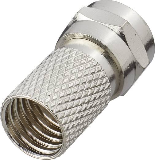 F-Stecker Kabel-Durchmesser: 8.2 mm