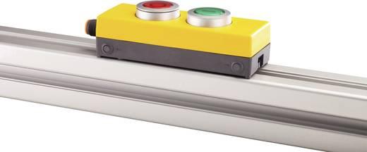 Schlegel MBM124_FRVKOO Not-Aus-Schalter im Gehäuse, überlistungssicher 240 V/AC 3 A 2 Öffner IP65 1 St.