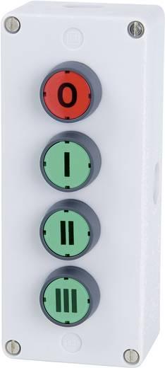Schlegel IRF4 Drucktaster 250 V/AC 10 A 4 x Aus/(Ein) IP65 tastend 1 St.
