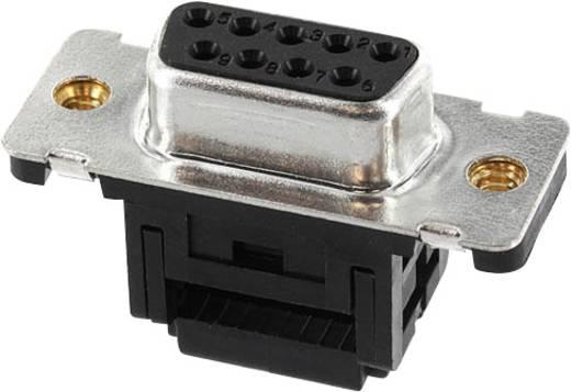 econ connect BU9SK/FOZ D-SUB Buchsenleiste 90 ° Polzahl: 9 Schneid-Klemm 1 St.
