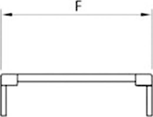 Zugentlastung econ connect ZBU37SK/F Schwarz 1 St.