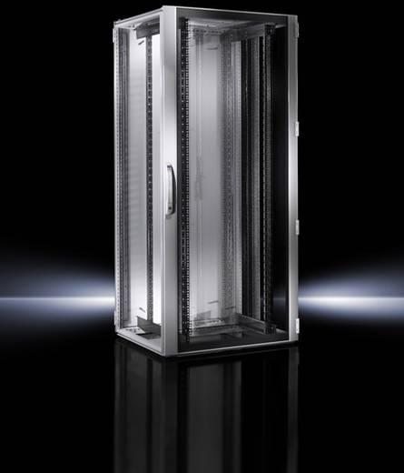 19 zoll serverschrank rittal b x h x t 600 x 2200 x 800 mm 47 he lichtgrau ral 7035. Black Bedroom Furniture Sets. Home Design Ideas