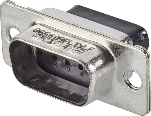 D-SUB Stiftleiste 180 ° Polzahl: 37 FCI D-SUB 1 St.