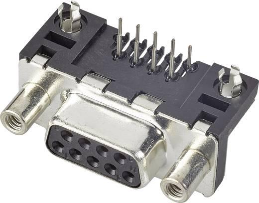 D-SUB Buchsenleiste 90 ° Polzahl: 9 Print FCI D-SUB 1 St.