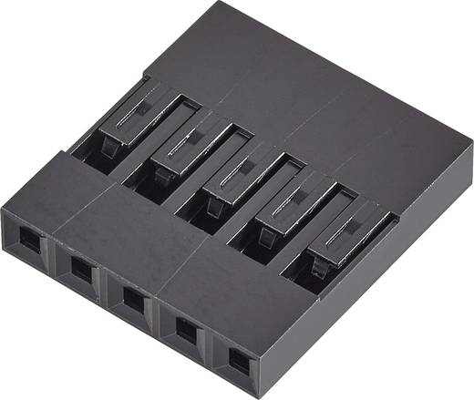 FCI Buchsengehäuse-Kabel Mini-PV Polzahl Gesamt 8 Rastermaß: 2.54 mm 65039-029ELF 1 St.