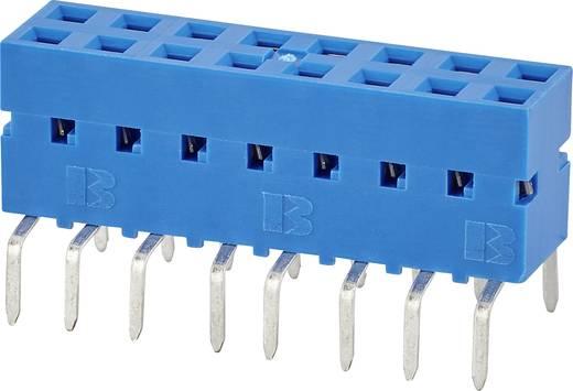FCI Buchsenleiste (Standard) Anzahl Reihen: 2 Polzahl je Reihe: 8 71991-308LF 1 St.