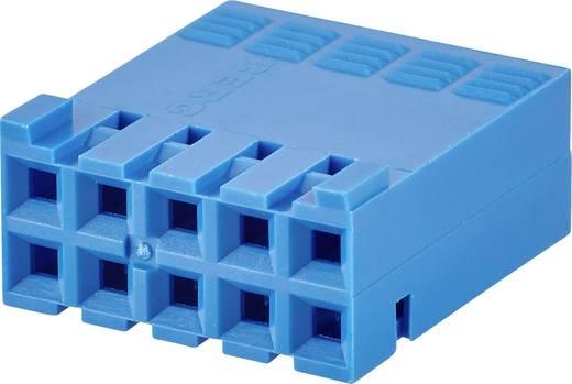 FCI Buchsengehäuse-Kabel Mini-PV Polzahl Gesamt 10 Rastermaß: 2.54 mm 65239-005LF 1 St.