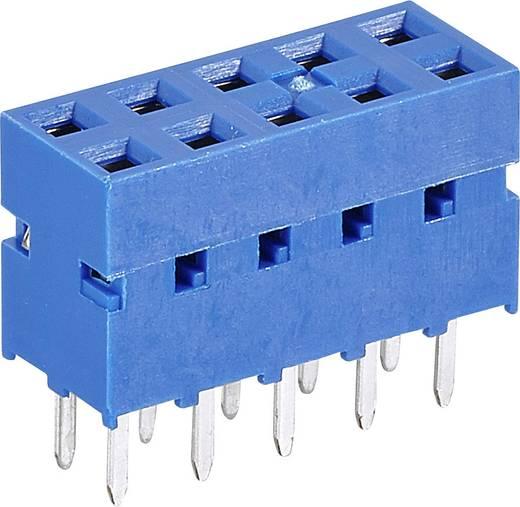 FCI Buchsenleiste (Standard) Anzahl Reihen: 2 Polzahl je Reihe: 3 76342-303LF 1 St.