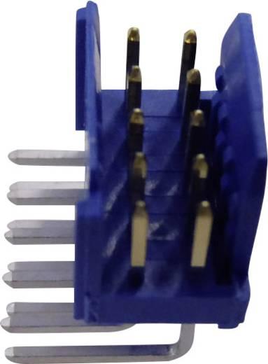 FCI Stiftleiste (Standard) DUBOX Polzahl Gesamt 8 Rastermaß: 2.54 mm 76383-304LF 1 St.