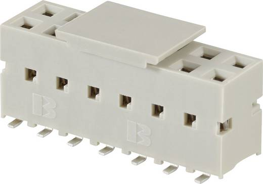 FCI Buchsengehäuse-Kabel Anzahl Reihen: 2 Polzahl je Reihe: 5 95290-305ALF 1 St.