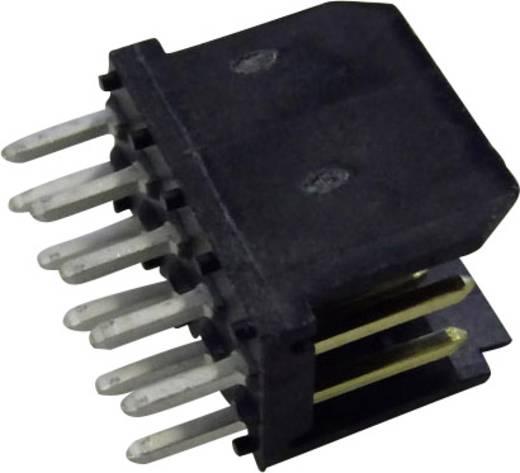 FCI Stiftleiste (Standard) DUBOX Polzahl Gesamt 6 Rastermaß: 2.54 mm 76385-303LF 1 St.