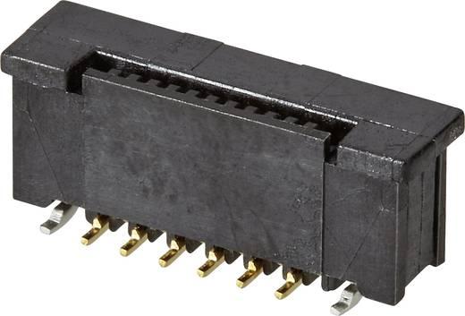 FCI Buchsengehäuse-Platine Anzahl Reihen: 1 Polzahl je Reihe: 12 62674-121121ALF 1 St.