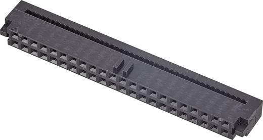 Pfosten-Steckverbinder Rastermaß: 2 mm Polzahl Gesamt: 44 Anzahl Reihen: 2 FCI 1 St.