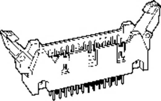 FCI Pfosten-Steckverbinder mit Auswurfhebel lang, inkl. Zugentlastungsklemme Rastermaß: 2.54 mm Polzahl Gesamt: 34 Anzah