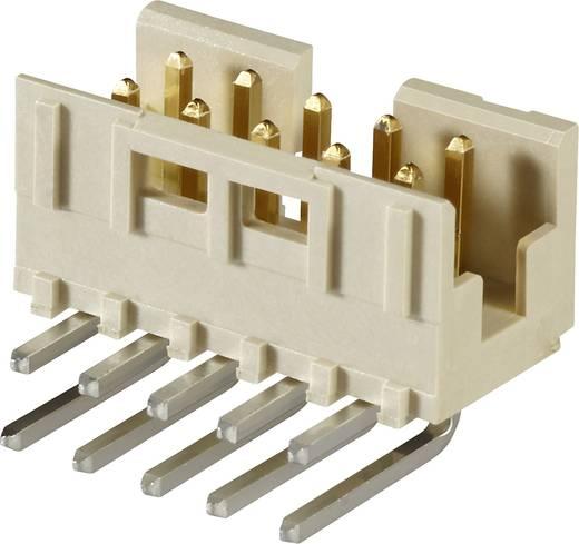 FCI Pfosten-Steckverbinder Rastermaß: 2 mm Polzahl Gesamt: 8 Anzahl Reihen: 2 1 St.